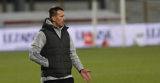 - Mamy 20 punktów i walczymy dalej - mówi Leszek Ojrzyński, trener PGE Stali Mielec