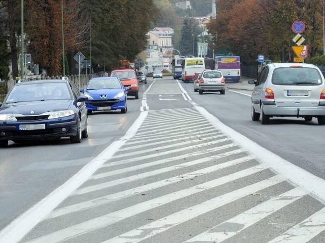 Zielone światło dla obwodnicy SanokaObwodnica rozładuje ruch m.in. na odcinku krajowej 28, przebiegającym przez miasto.