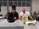 Siłacz musi dużo jeść. Michał Kopacki z Tuszyna przygotowuje formę życia