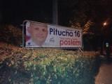 """Miasto wyjaśnia sprawę banerów wyborczych postawionych """"na dziko"""""""