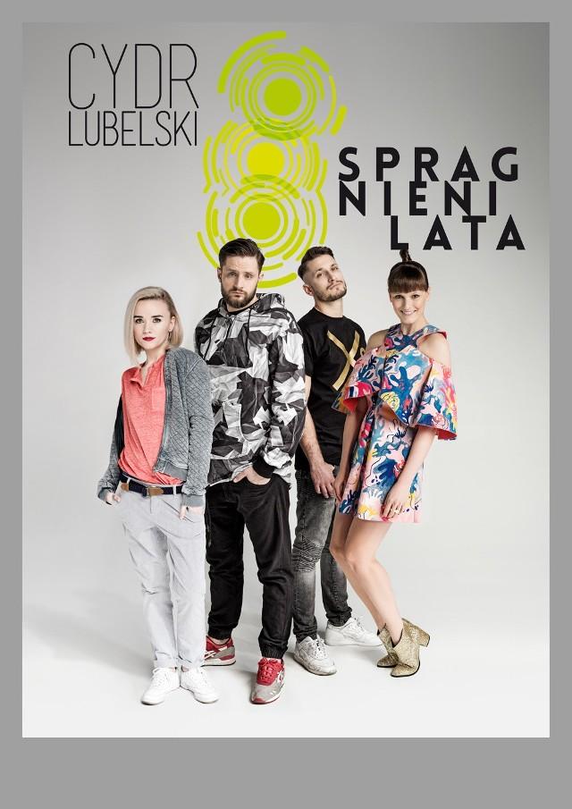 Trasa koncertowa Cydr Lubelski Spragnieni Lata w Katowicach.