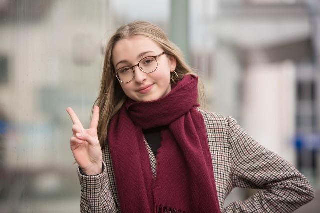 """Zuzia Bera z Lechowa opowiedziała nam o swoim udziale w programie """"The Voice Kids""""."""