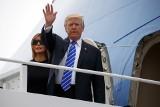 Donald Trump w Polsce [ZDJĘCIA] Wizyta prezydenta USA w Warszawie [RELACJA NA ŻYWO]