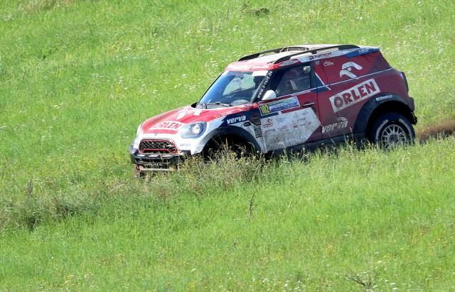 Jakub Przygoński jest bliski zdobycia Pucharu Świata FIA.