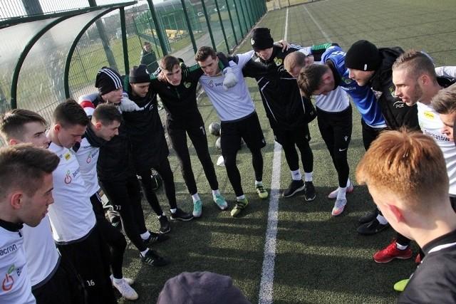 Ostatni sparing GKS Bełchatów przed ligą