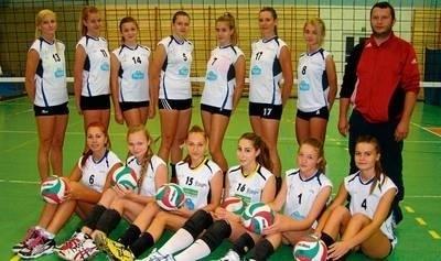 Drużyna Pogoni Proszowice na sezon 2013/14 ALEKSANDER GĄCIARZ