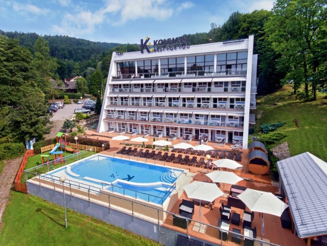 Hotel Kolejarz Inn w Ustroniu. Tu można się świetnie poczuć