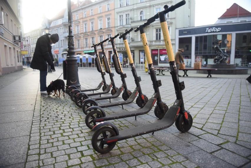 Coraz popularniejsze stają się huby mobilności...