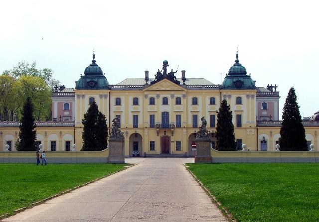 Pałac Branickich, siedziba UMB