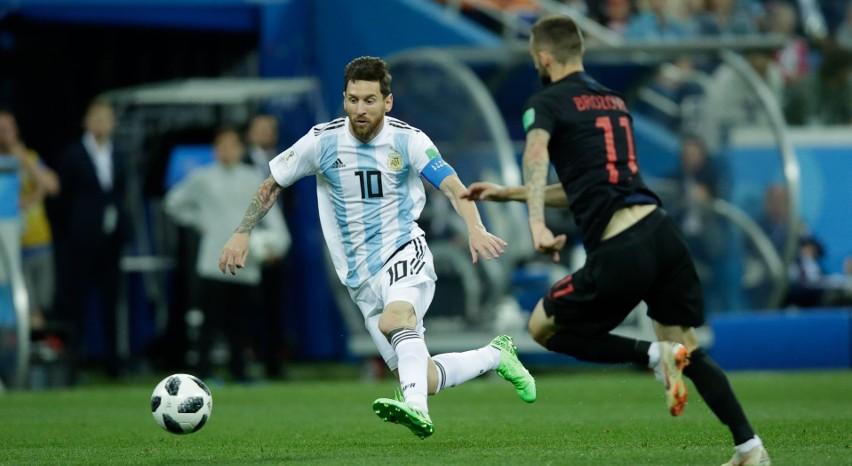 Leo Messi rozpoczął swój piąty bój o złoto mundialu.