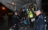 Ścigani. 39 bandytów przyleciało z Anglii do Polski (zdjęcia, wideo)