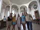 Lato z zabytkami: Można zwiedzić kościół św. Rocha i sobór św. Mikołaja