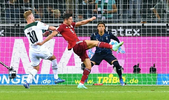 Borussia Moenchengladbach - Bayern Monachium 1:1