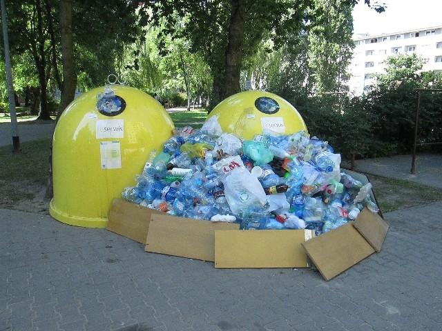 Śmieci w Poznaniu. Mieszkańcy sami zadbali o porządek!