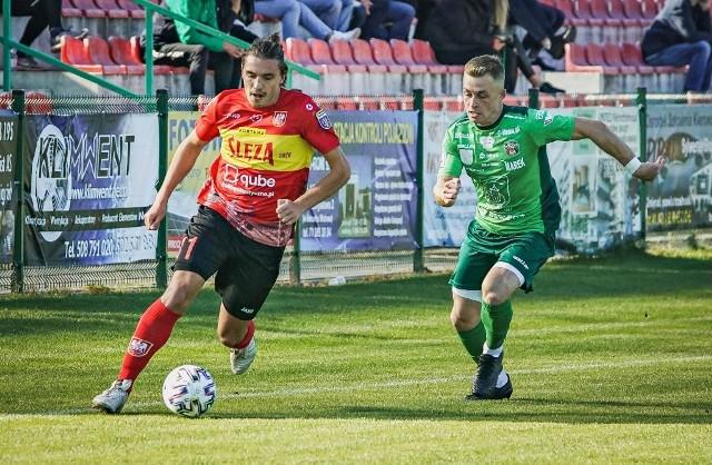 Ślęza Wrocław wygrała z Piastem Żmigród 6:0