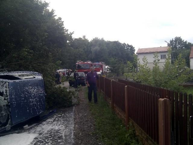 W niedzielę po godz. 15 doszło do wypadku na drodze w Kolbuszowej Górnej.