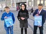 Klub Mowców i Liderów organizuje wielką demonstrację