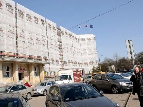 Urząd Marszałkowski w Toruniu.