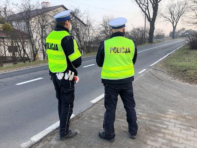 Policja zapowiada, że kontrole prędkości, na drogach powiatu nakielskiego, będą powtarzane cyklicznie