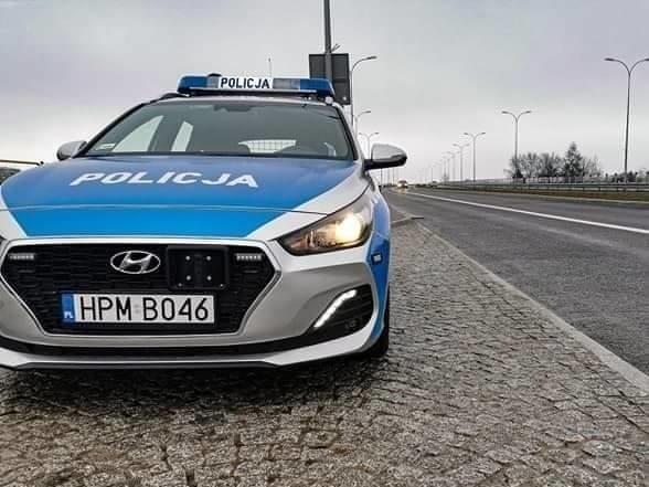 Policjanci zatrzymali 24 lutego pijanego w miejscowości Krasne Folwarczne tuż przed godz. 17