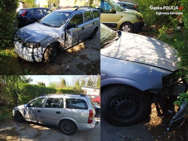 Nietrzeźwy dąbrowianin siadł za kierownicę. Uszkodził dwa samochody.Zobacz kolejne zdjęcia. Przesuwaj zdjęcia w prawo - naciśnij strzałkę lub przycisk NASTĘPNE