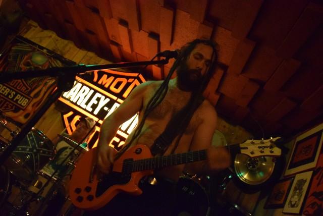 Koncert w Rider's Pubie w 2017 roku