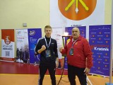 Tobiasz Zarzeczny ze Stalowa Wola Boxing Team został wicemistrzem Polski (ZDJĘCIA)