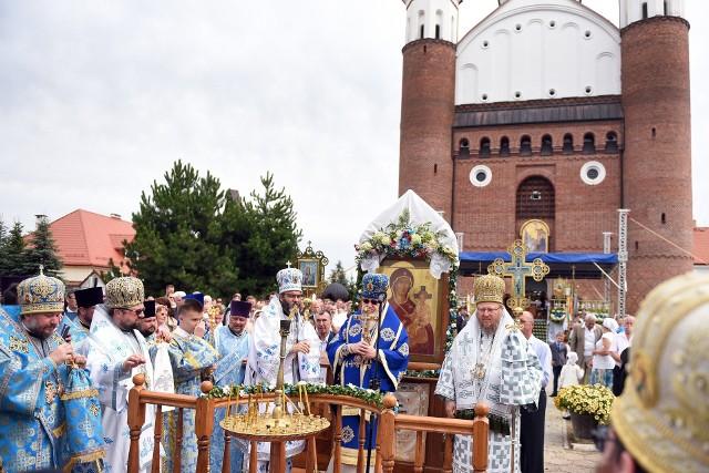Święto Supraskiej Ikony Bogurodzicy, Supraśl 10.08.2019
