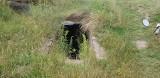 Zapomniany bunkier na Wzniesieniach Łódzkich przy ulicy Nad Niemnem. Co to za miejsce?