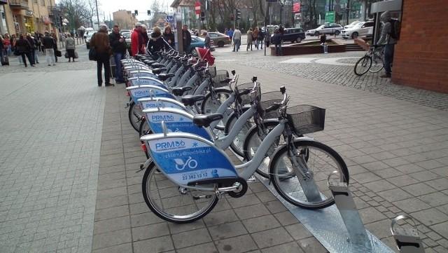 Skradziony rower miejski odnalazł się już dzięki pomocy poznaniaków.