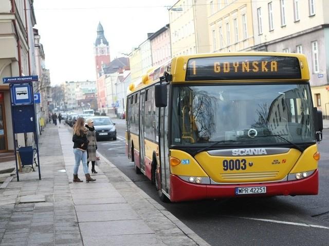 Po ulicach Słupska jeździ testowy autobus Scania Omiciti
