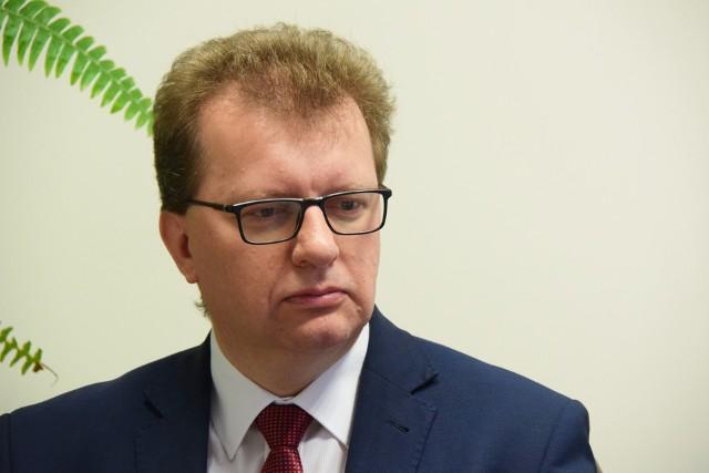 Piotr Babinetz jest posłem PiS od 2007 roku