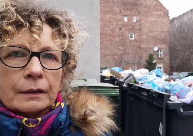 Magdalena Koczewska dokumentuje plagę szczurów na Przedmieściu Oławskim