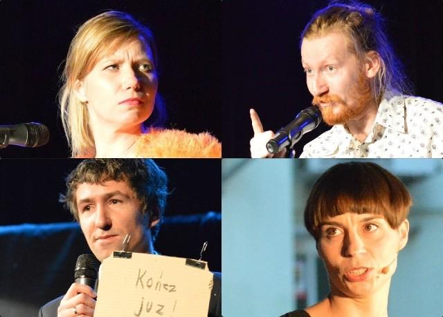 Na scenie pojawią się: Ewa Stasiewicz, Tomek Peliwo, Magda Mikołajczyk, Janusz Pietruszka.