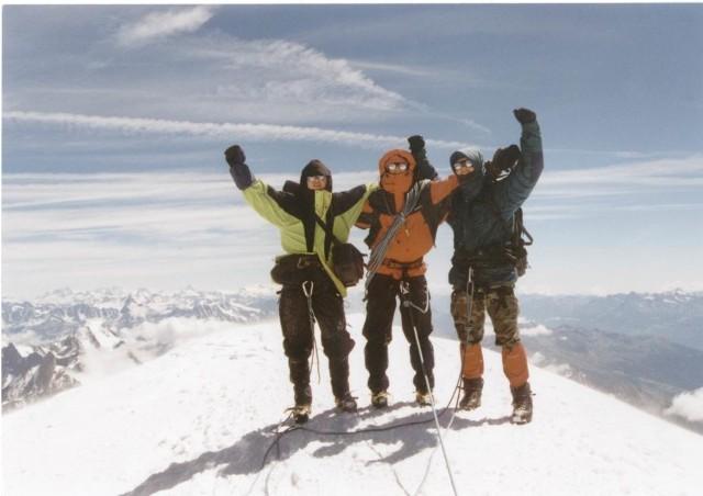Dwa lata temu alpiniści z Kędzierzyna-Koźla stanęli na szczycie Mont Blanc.