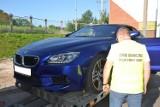 Bobrowniki, Augustów: Samochody warte ponad pół miliona złotych zatrzymane przez celników