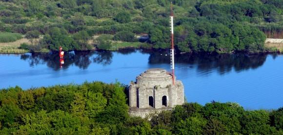 Wieża od 8 lat jest prywatnym obiektem. Na razie zamknięto ją na cztery spusty.