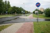 Kraków. Ścieżka rowerowa jest, ale formalnie jej nie ma