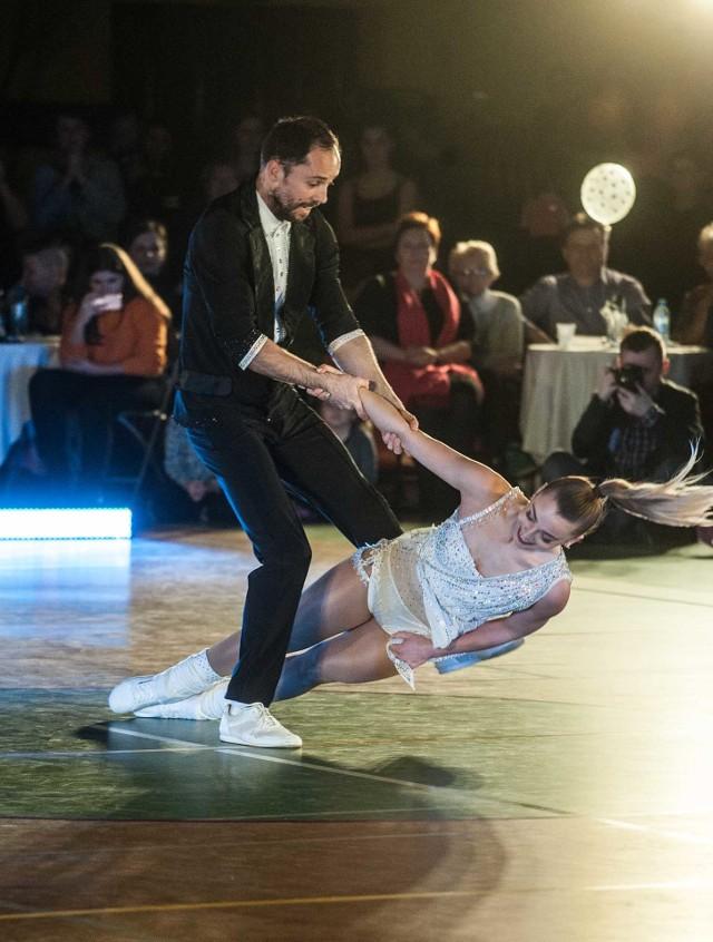 W weekend odbył się Turniej Tańca Gracja w Sławnie.