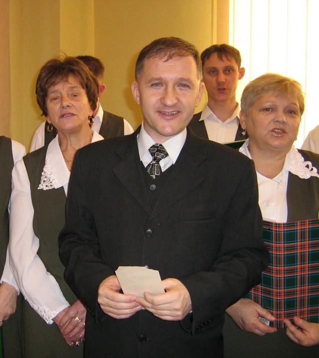 Były starosta Jerzy Bielawski przekroczył granice prawa