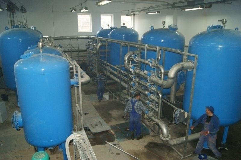 - Nowa technologia posłuży do eliminacji zanieczyszczenia kranówki związkami żelaza i manganu.