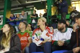 Zagłębie Sosnowiec - JKH GKS Jastrzębie ZDJĘCIA KIBICÓW, WYNIK Jastrzębianie wygrali derby województwa na Stadionie Zimowym