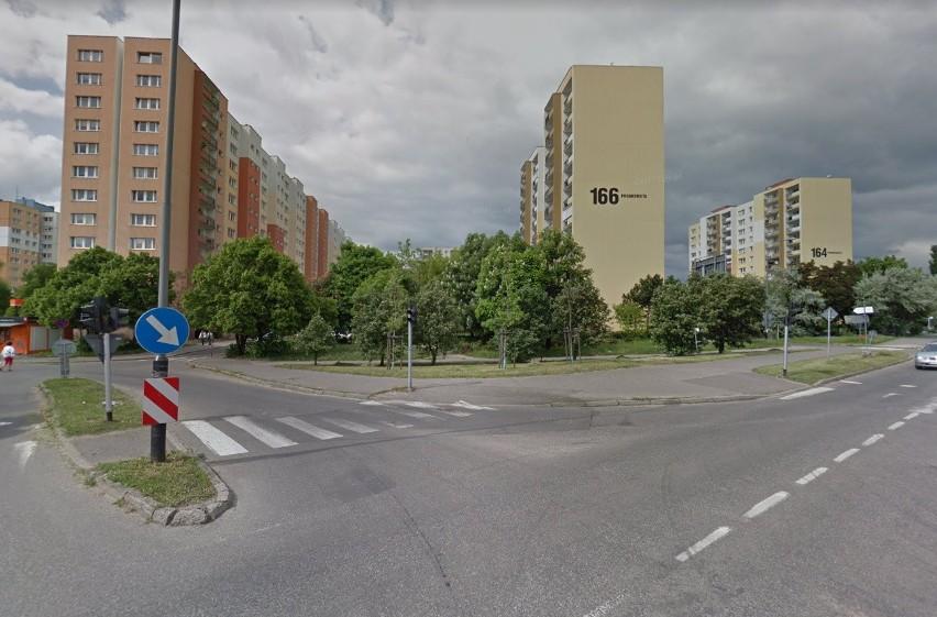 Do tragedii doszło w jednym z bloków przy ul. Promienistej