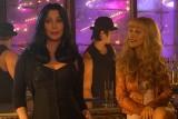 Film Burleska. Grają Cher i Christina Aguilera