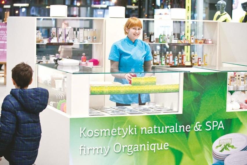 Nowa firma kusi klientów naturalnymi kosmetykami