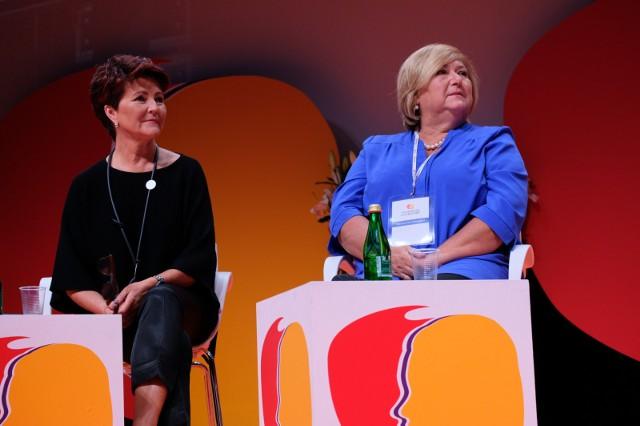 Pierwsze damy na Kongresie Kobiet