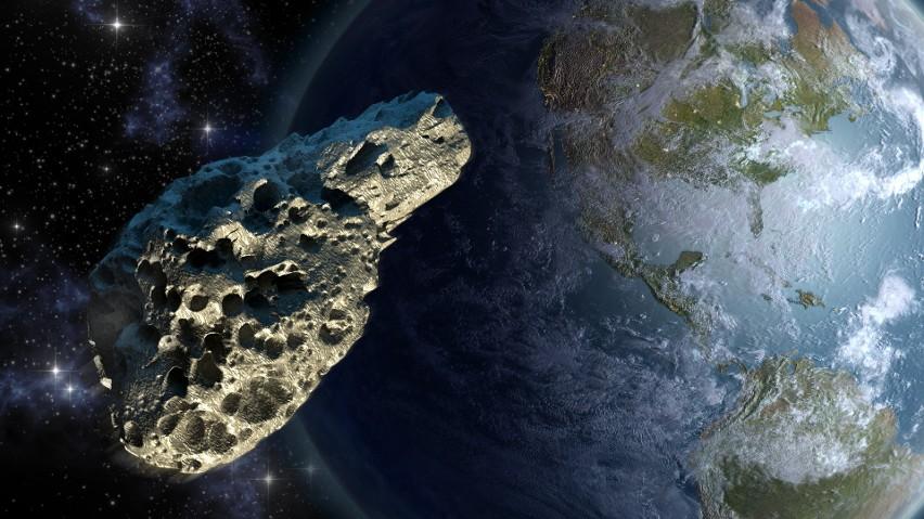 Przypuszczalny moment kolizji asteroidy z Ziemią to 2135...