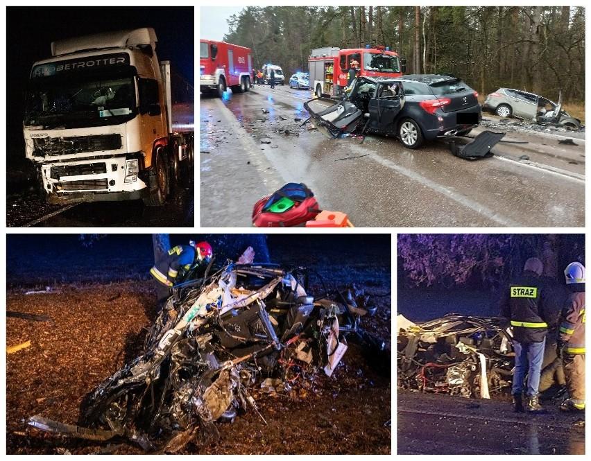 W poniedziałek doszło do trzech śmiertelnych wypadków