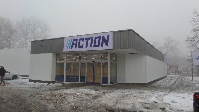 W Myszkowie będzie sklep sieci Action