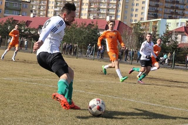 PGE GKS Bełchatów przegrał mecz sparingowy z Lechią Tomaszów